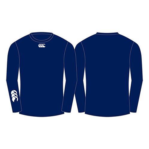 WHS Navy Blue Baselayer