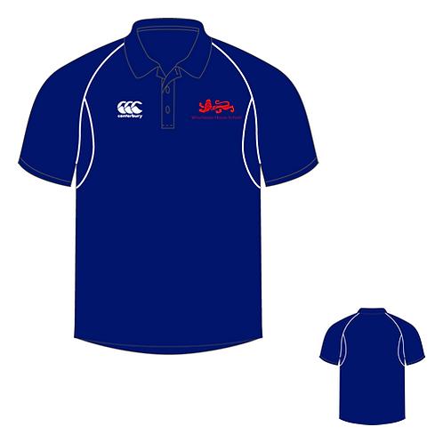 WHS Senior Navy Blue Polo Shirt (PE)