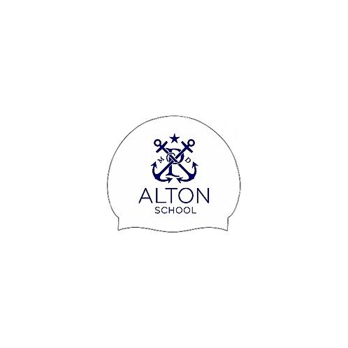 Alton School Swim Hat