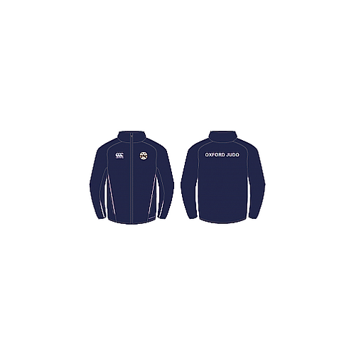 Oxford Judo Team Track Jacket