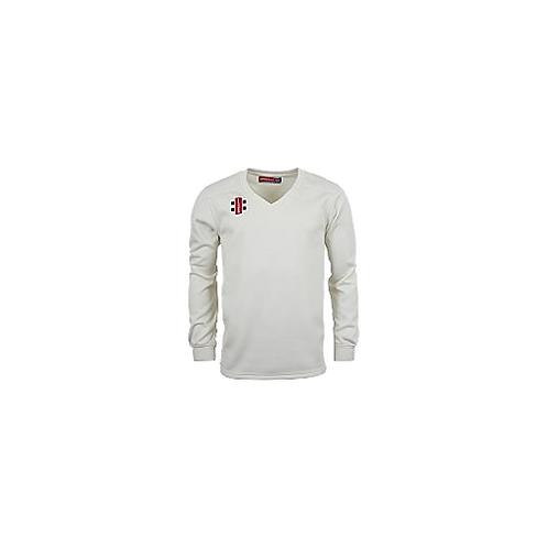 OUCC Ladies Grays Velocity Sweatshirt