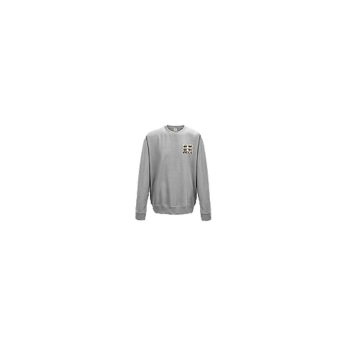 OUCC Ladies Generic Sweatshirt Grey