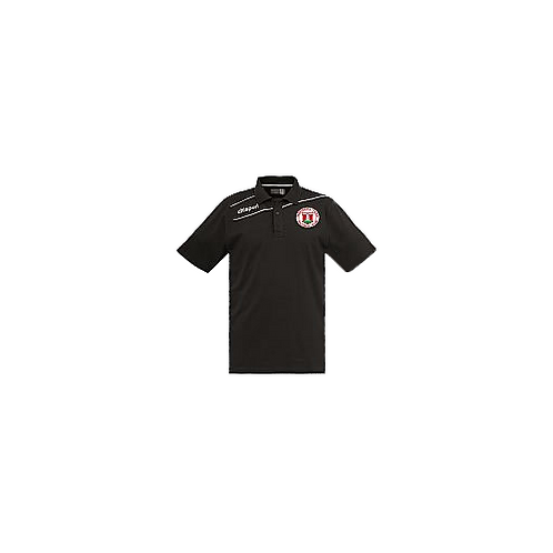 Faringdon Town FC Adults Black Polo