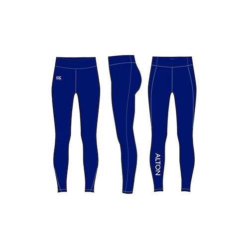 Alton School Baselayer NAVY Leggings LADIES