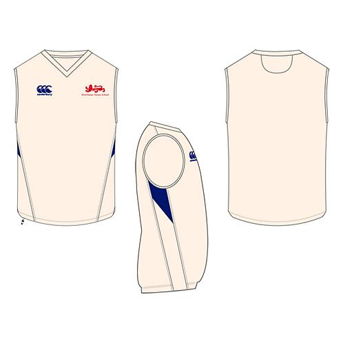 WHS Cricket Overshirt Short Sleeve