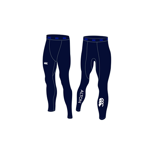 Alton School Baselayer NAVY Leggings
