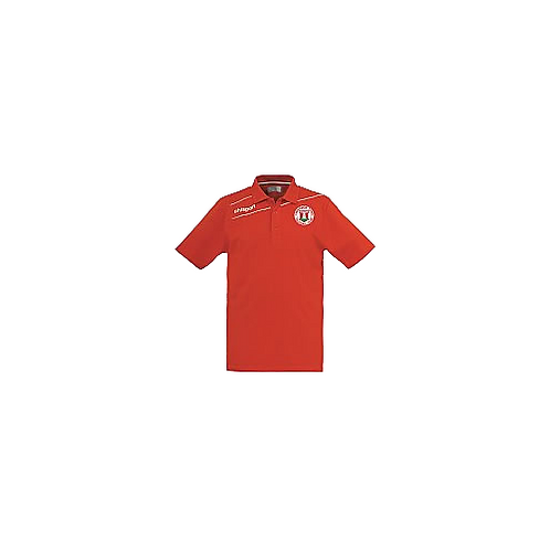 Faringdon Town FC Adults Red Polo