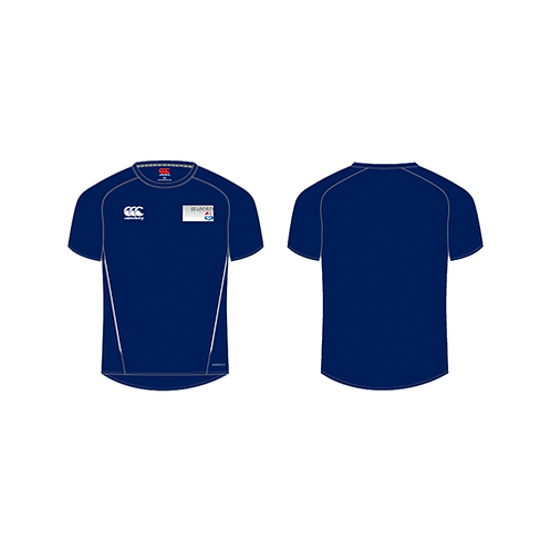 Seaford College Dry Fit Tee W
