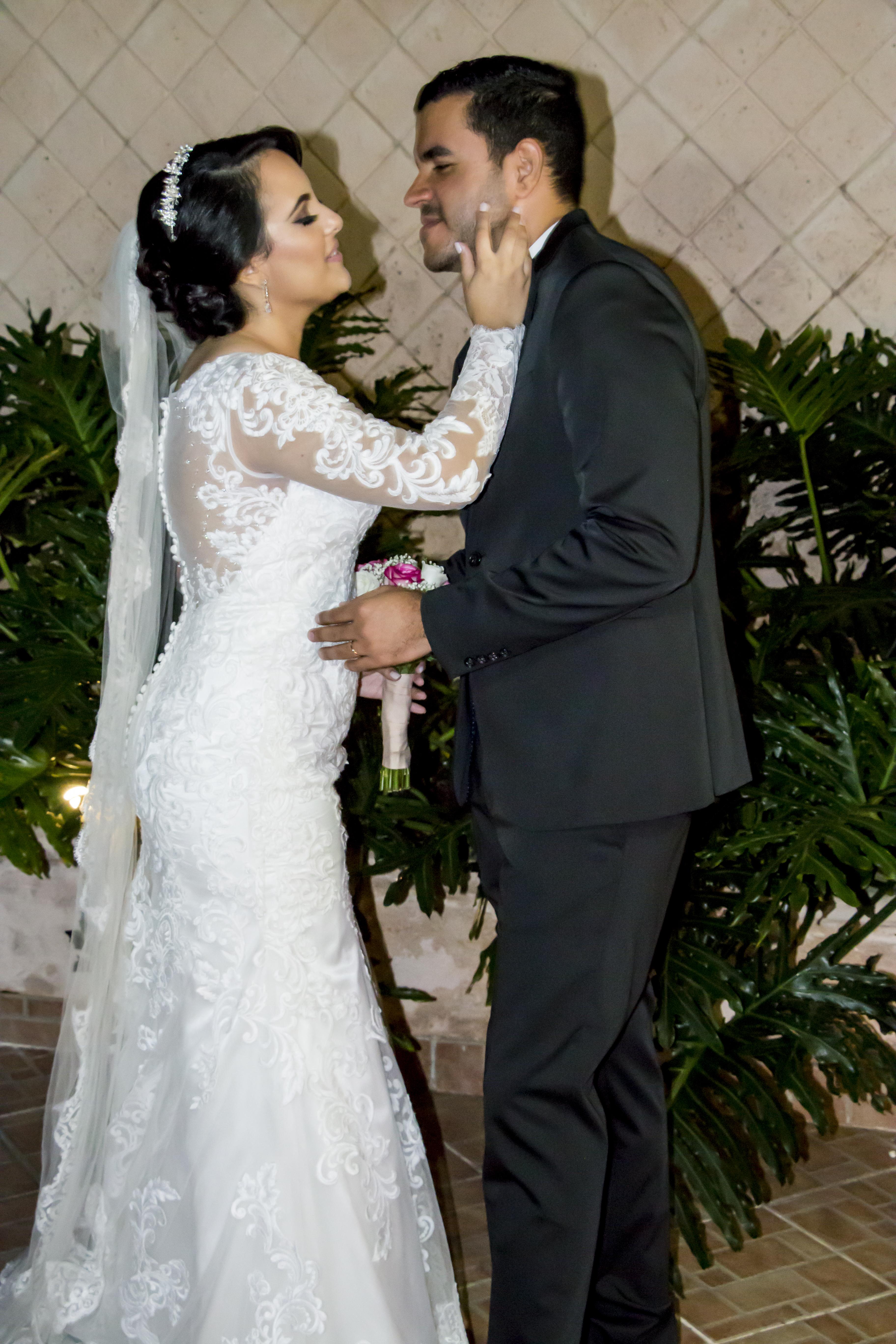 Ashley & Alain Wedding