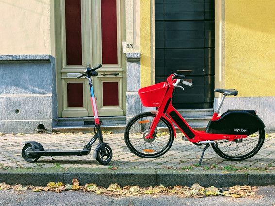 Lost rides: the nature of shared mobility competition