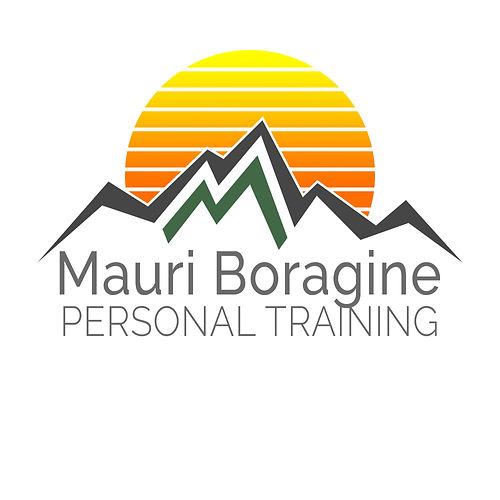 Mauri Boragine Personal Training, White Background