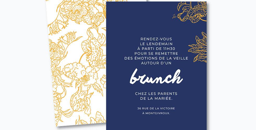 Carton brunch - Hortense