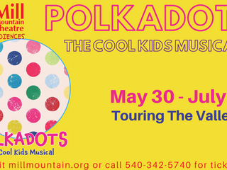 Christopher directs & choreographs Polkadots: The Cool Kids Musical