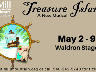Christopher collaborates with Seth Davis on new musical of Treasure Island