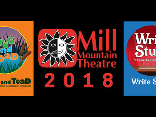 Christopher's 2018 At Mill Mountain Theatre