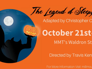 "Christopher's ""The Legend of Sleepy Hollow"" at Mill Mountain Theatre"
