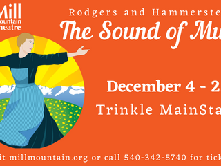 Christopher Co-Directs The Sound of Music at Mill Mountain Theatre