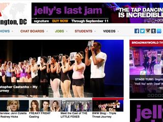 Writing for The Huffington Post & BroadwayWorld