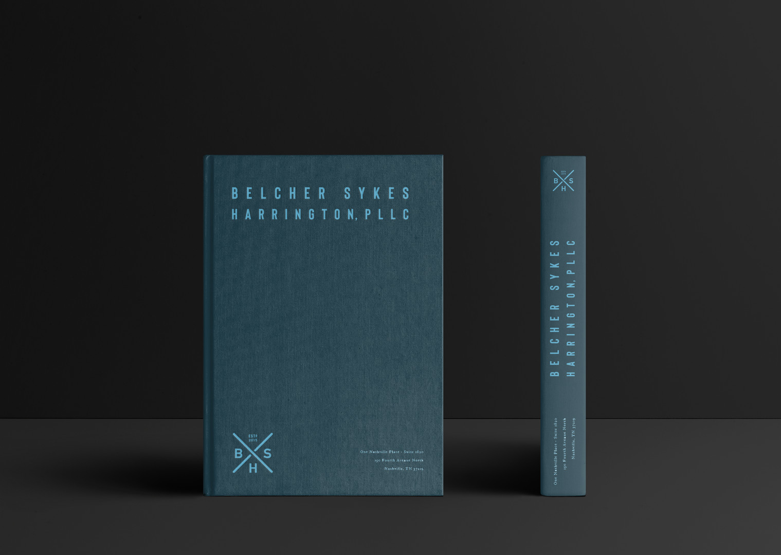 Blecher Sykes Harrington Branding
