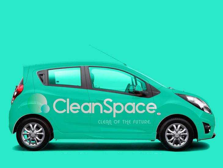Cleanspace Car