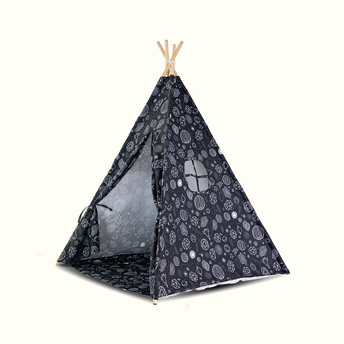 Outer Space Indoor Tent | Indoor play tent - Easy Set Up