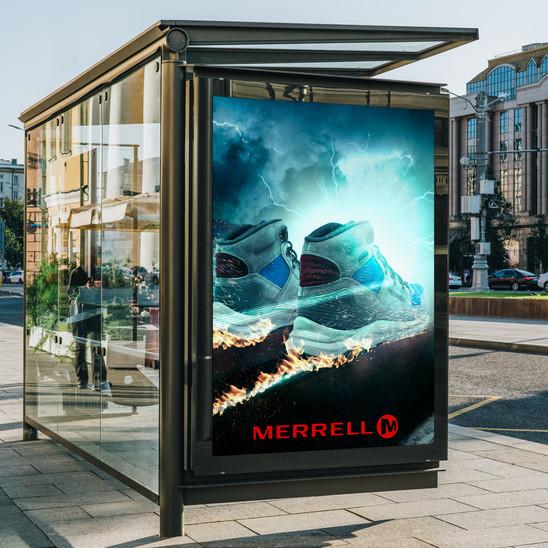 Merrell Ad