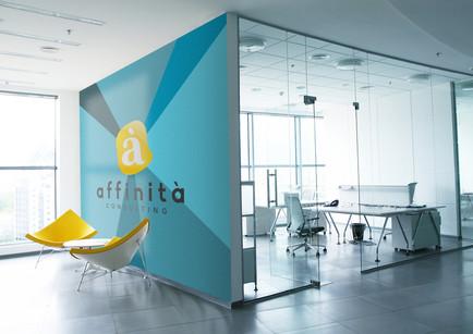 Affinita Consulting Branding