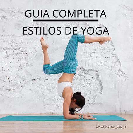 Guía Completa de los Diferentes Tipos de Yoga