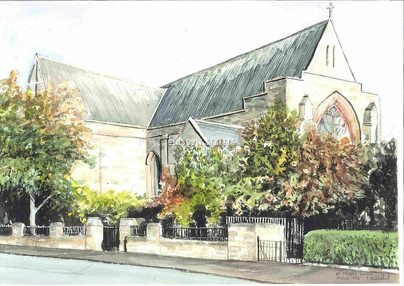 Shawlands - St James Chruch