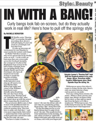 Featured in The New York Post