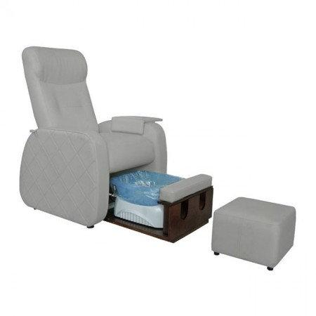 PEDICURE Spa Chair - Grey