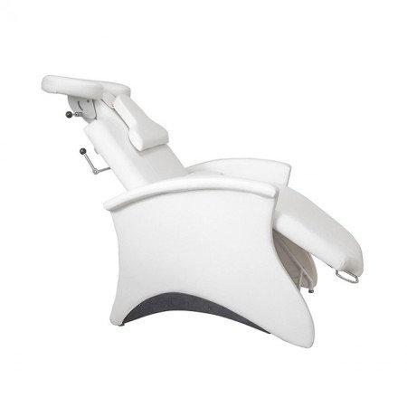EYELASH Beauty Chair - White