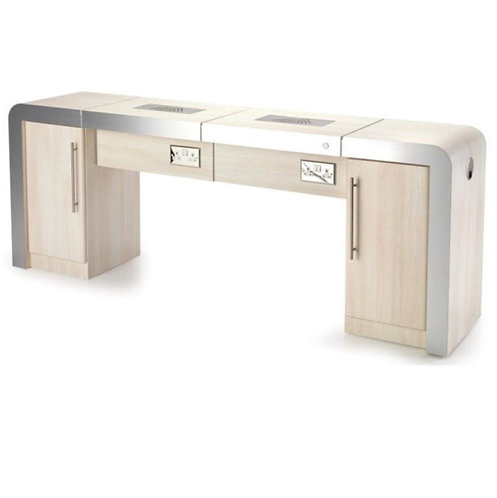 CONCORDE Nail Bar - 2 Position With Storage
