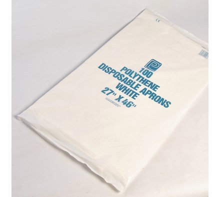 Disposable aprons (100)