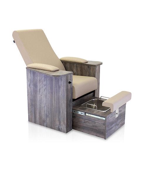 NATURA Pedicure Chair Recline