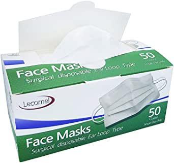 Face Masks  - Pack 50