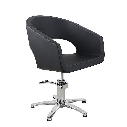 PLAZA Hydraulic Chair - Black