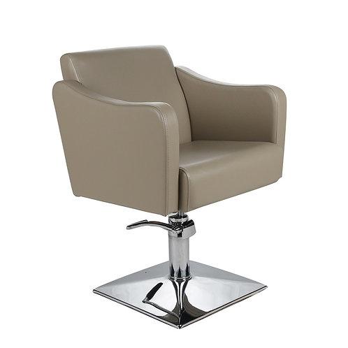 MANHATTAN Hydraulic Chair -Cream