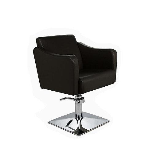 MANHATTAN Hydraulic Chair - Black