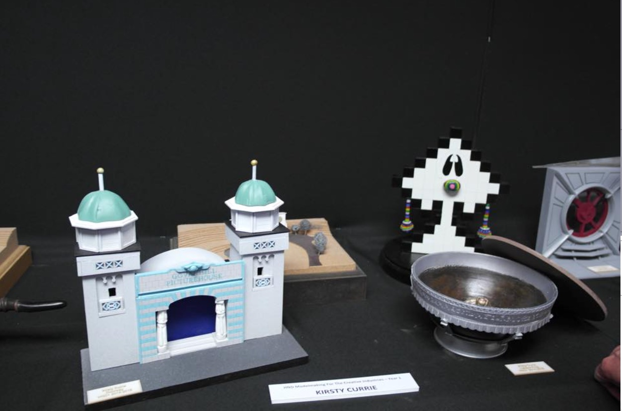 College Modelmaking Projects