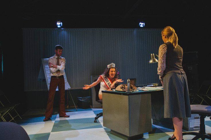 'The Angry Brigade', Royal Conservatoire of Scotland/ Citizens Theatre