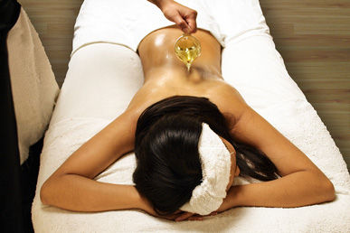 30 minutes Thai Oil Massage