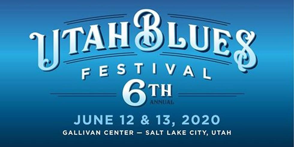 Utah Blues Festival