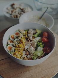Blue Cheese Chicken Salad
