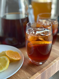 Thai Red Sweet Tea