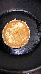 Maple Vanilla Pancakes