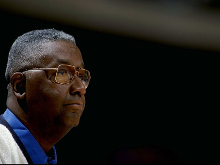Rest In Peace to the legendary Georgetown coach, John Thompson