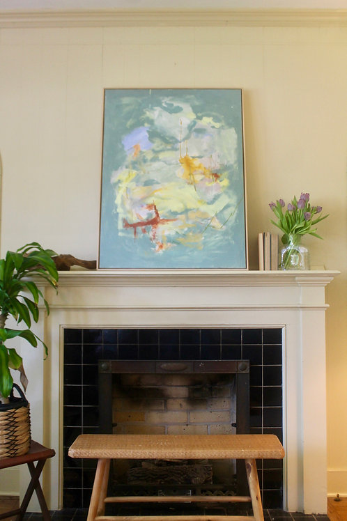 """""""Painted Islands"""" 30x40 Framed"""