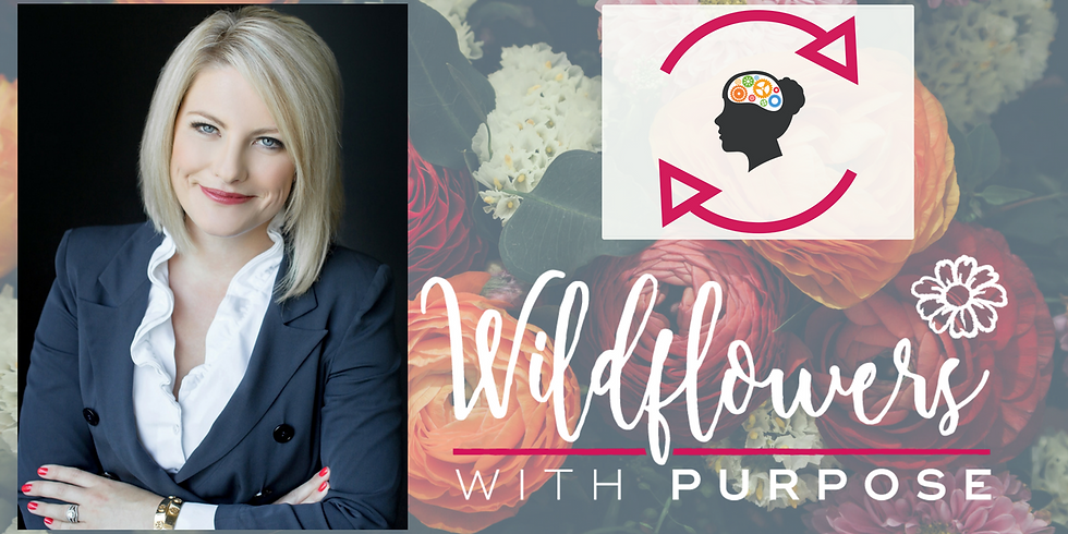 WILDFLOWERS WITH PURPOSE CONFERENCE TOUR