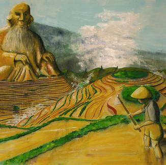 Συνέντευξη με τον Ζωγράφο κ. Μιχάλη Οδυσσέα Γιακουμάκη και η Ιαπωνική ζωγραφική στα Χανιά